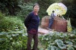 A SHRINE FOR A SON Lai Xiaodong was killed in a Foxconn factory explosion. His parents have built a memorial in their village.