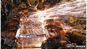 The state of US manufacturing is likely to become a major campaign issue - Getty Images