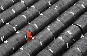 china dumping steel