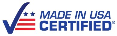MADE IN USA CERTIFIED LOGO