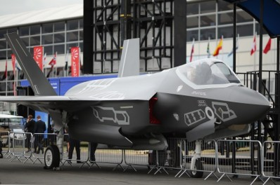 New F-35 Fighter Jet Designs Nearly Stolen by China National