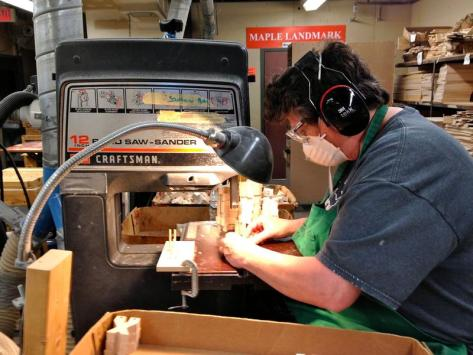 For Some Vermont Manufacturers, 'Made In USA' Is An Important Label