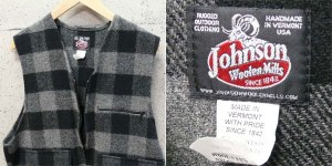 Johnson Woolen Mills in Vermont, Made in USA, Made in America, American made, USA Made