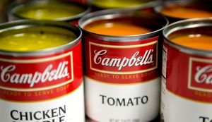 Campbell Soup CEO says distrust of 'Big Food' a growing problem