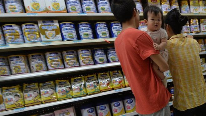 China to recall Shaanxi baby milk powders
