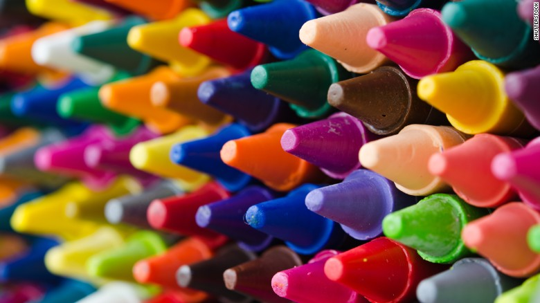 Group Finds Asbestos in Children's Crayons