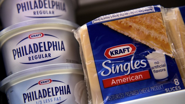 Kraft has voluntarily recalled 36,000 cases of Kraft Singles, Kraft Cheese, Kraft Foods