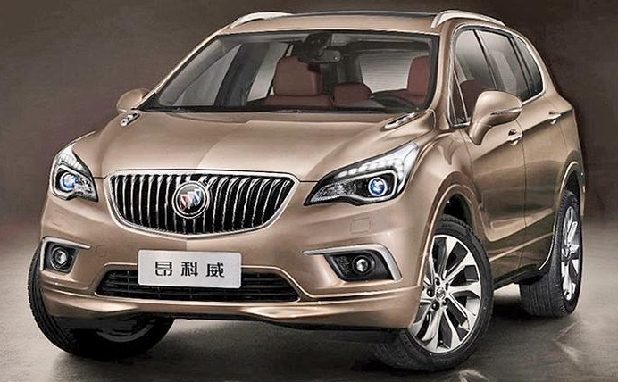 Will U.S. Get Buick Made in China?