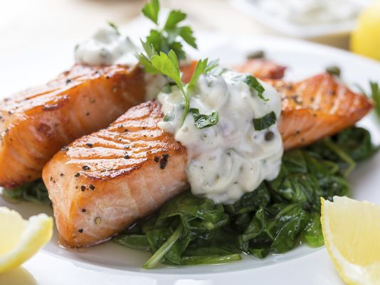 Study finds very high level of salmon fraud in restaurants