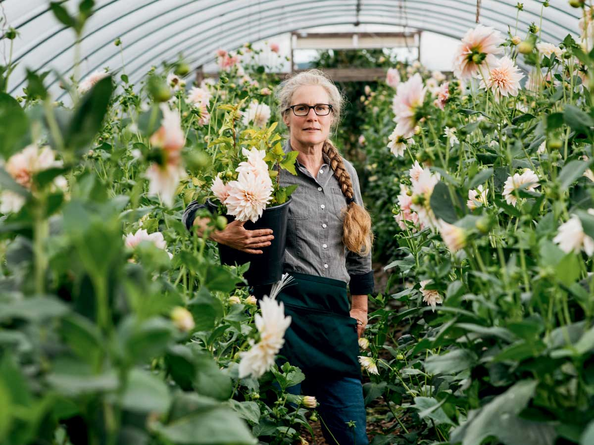 A Flower-Farming Renaissance: America's Slow Flower Movement