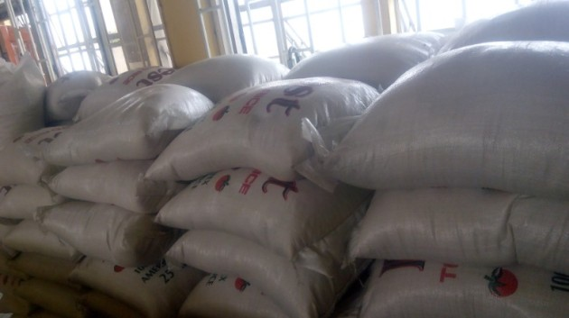 Plastic or Not? Over 100 Bags of Fake Rice Seized in Nigeria