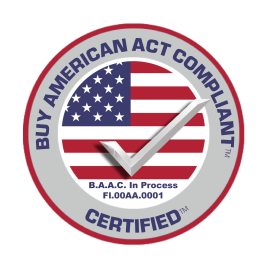 Buy American Act Certified